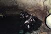 青の洞窟シュノーケル+体験ダイビング+餌付けシュノーケリング
