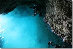 青の洞窟 (8)