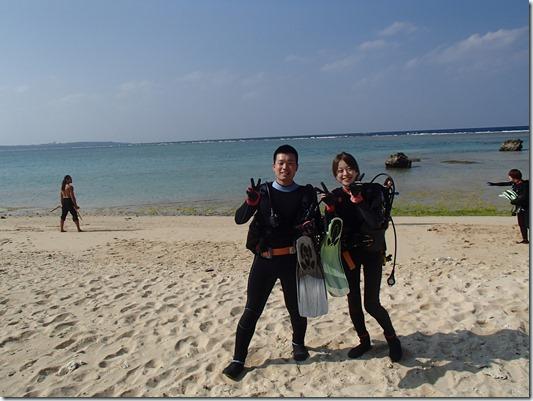 ダイビング (2)